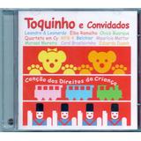 Cd Toquinho E Convidados   Canção Dos Direitos Da Criança