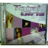 Cd Total Girls A Style A Trend An Funk Black Dance Pop Rock