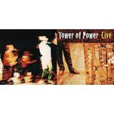 Cd Tower Of Power Live Soul Vaccination 1999 Usado