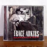 Cd Trace Adkins Dangerous Man 13 Musicas Importado Country