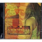 Cd Tribo De Jah   A Bob Marley