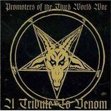 Cd Tribute To Venom Promoters Of The Third World War   Impor