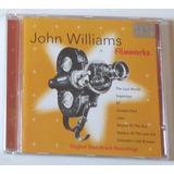 Cd Trilha Sonora   John Williams   Filmworks  Usado