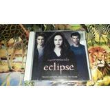 Cd Trilha Sonora A Saga Crepúsculo Eclipse Original Zerado