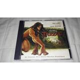 Cd Trilha Sonora Do Filme   Tarzan   Phil Collins   Ótimo Es