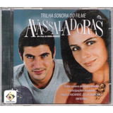 Cd Trilha Sonora Do Filme Avassaladoras  36