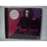 Cd Trilha Sonora Do Filme Don Juan De Marco