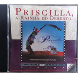 Cd Trilha Sonora Filme Priscilla A Rainha Do Deserto Fret 10