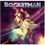 Cd Trilha Sonora Filme Rocketman   Elton John   Music From