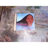 Cd Trilha Sonora Pocahontas Original Importado