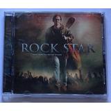 Cd Trilha Sonora Rock Star Steel Dragon Novo Jeff Scott Soto