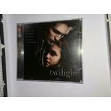 Cd Trilha Sonora Saga Crepúsculo Twilight Raro 2008 Promoção