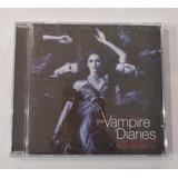 Cd Trilha The Vampire Diaries   Lacrado De Fábrica   Raro