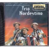 Cd Trio  Nordestino Raízes Nordestinas   Lacrado