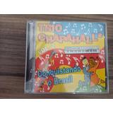 Cd Trio Chapahalls Conquistando O Brasil