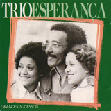 Cd Trio Esperança Grandes Sucessos 1987 Usado