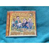 Cd Trio Forrózão Agitando Rapaziada 1 Edição 1999 Raro Usado