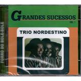Cd Trio Nordestino   Grandes Sucessos