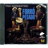 Cd Trio Nordestino 1975   Forró Pesado   Leia O Anúncio
