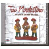 Cd Trio Nordestino 50 Anos De Sucessos No Forró   Orig Lacr