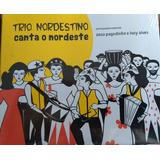 Cd Trio Nordestino Canta O Nordeste