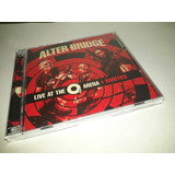 Cd Triplo Alter Bridge   Live At O2 Arena   Rarities   Novo