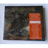 Cd Triplo Blind Guardian   Live Beyond The Spheres Lacrado