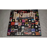 Cd Triplo Nazareth Complete Singles Collection