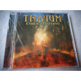 Cd Trivium   Ember To Inferno  lacrado