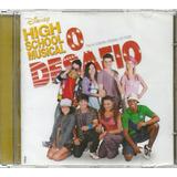 Cd Tso  High School Musical   O Desafio Partic Wanessa