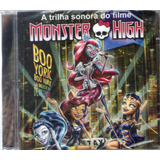 Cd Tso Monster High    Lacrado