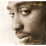 Cd Tupac Shakur   The Rose That Grew From Semi Novo