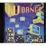 Cd Tv Dance   Paradoxx   Vol 2   Suzann Rye