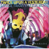 Cd Twice Upon A Yesterday   Usa Alpha Blondy  Papa Wemba