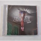 Cd Two Door Cinema Club   Beacon   Lacrado De Fábrica