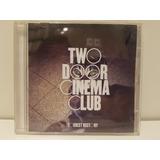 Cd Two Door Cinema Club   Tourist History
