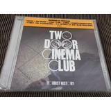 Cd Two Door Cinema Club Tourist History Original Lacrado 814