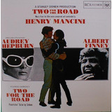Cd Two For The Road Henry Mancini Score   Usa