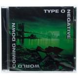 Cd Type O Negative World Coming Down 1999 Roadrunner Lacrado