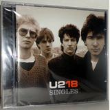 Cd U2   18 Singles