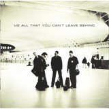 Cd U2   All That You Can T Leave Behind  2000