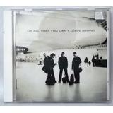 Cd U2   All That You Cant   Cd De Colecionador   Nunca Usado
