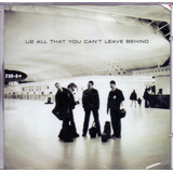 Cd U2   All That You Con t Leave Behind   Novo