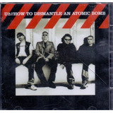 Cd U2   How To Dismantle An Atomic Bomb   Novo