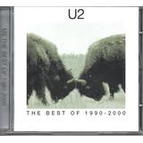 Cd U2   The Best Of 1990 2000
