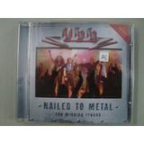 Cd Udo   U d o    Nailed To Metal    The Missing Tracks