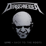 Cd Udo Dirkschneider Live Back To The Roots   Duplo