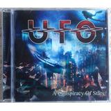 Cd Ufo A Conspiracy Of A Stars Frete Grátis Lacrado