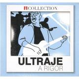 Cd Ultraje A Rigor   Collection Epack