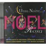 Cd Um Noite Noel Rosa   A5